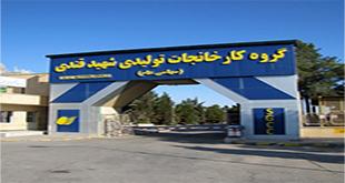 کابلهای شهید قندی یزد