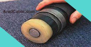کابل فشار قوی xlpe